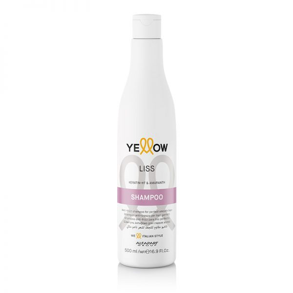 Hair in the City Yellow Liss Shampoo