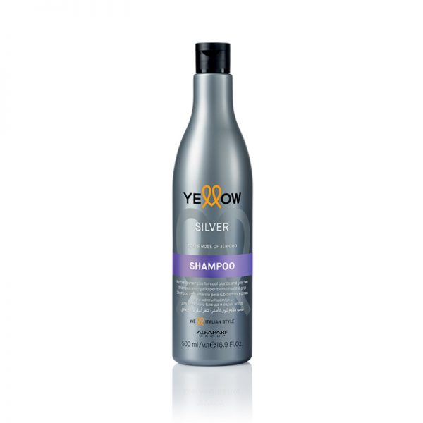 Hair in the City Silver No-brass shampoo