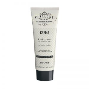 Hair in the City Il Salone iconic cream