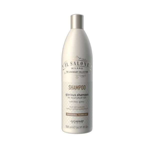 Hair in the City Il Salone glorious shampoo