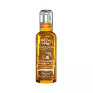 Hair in the City Il Salone restructuring oil