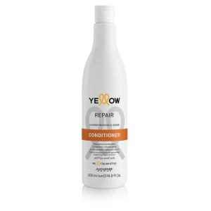 Hair in the city yellow repair conditioner