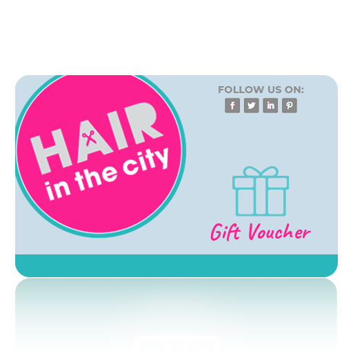 Hair in the City Voucher